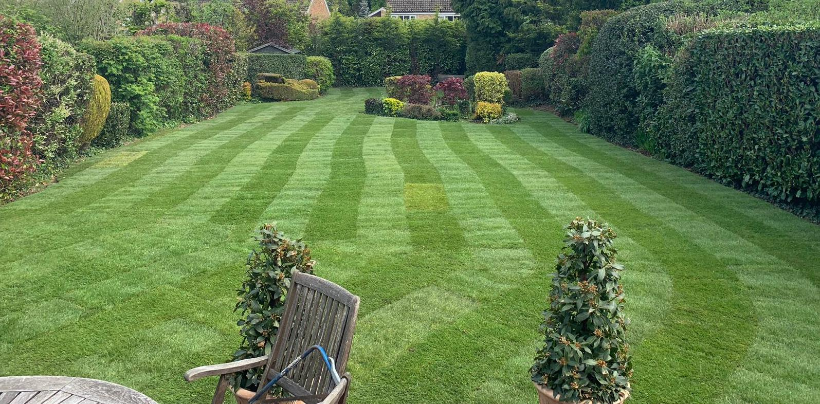 Soft Landscaping Hertfordshire M T Landscapes Paving